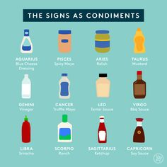 From Pizza To Cereal, Here's What To Eat Based On Your Astrological Sign - Zodiac - Zodiac Signs Chart, Zodiac Star Signs, Sagittarius And Capricorn, Gemini And Cancer, Aquarius, Astrology Chart, Zodiac Signs Astrology, Astrology Houses, Zodiac Sign Fashion