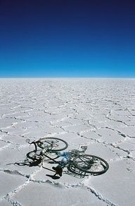 Uyuni Salt Desert |Shared by Sparano + Mooney Architecture|