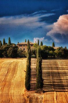 Tuscany by blichb