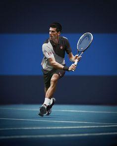 A great poster of Men's Tennis champion Novak Djokovic! Need Poster Mounts. Tennis Tips, Sport Tennis, Soccer, Sport Sport, Tennis Outfits, Tennis Clothes, Tennis Posters, Tennis Serve, Tennis World