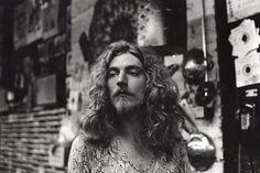 Robert Plant NYC, 1970