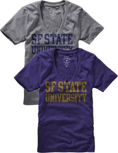 Product: San Francisco State University Women's T-Shirt