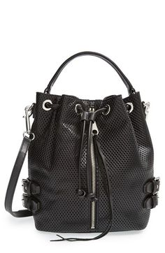 Rebecca Minkoff 'Moto' Bucket Bag available at #Nordstrom