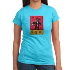 Opera Cat Junior Jersey T-shirt #gifts #theatre #awesome #CafePress #cats #paint #tuxedocat #opera #classic #colorful #classicmusic #singing #sing #song #tuxedo #musicnotes #tuxedojacket #stage #catlovers #catlife #catlady #cool #goodvibesonly #fun #funny #funnypics #funnycats #crazycatlady #art #toons #cartoonart #cartoon #catart #buyart #buy #buyable #onlineshopping #cutecats #cutepetclub #kitty #kittycat #animals #acryliccats #catsandme #cuteanimals #katzen #gatos #chat #gatti #neko