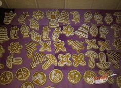 Najlepšie mäkučké medové perníčky na Vianoce | NajRecept.sk Christmas Gingerbread House, Animal Print Rug, Confectionery, Food, Cookies, Drink, Lynx, Crack Crackers, Beverage