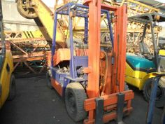 used Toyato 3ton forklift original from japan year 2002 (FD30) - China used toyato 3ton forklift;used 3ton forklift;used forklift, Toyato