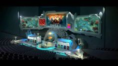 Epicenter Lan stage design. Let's wait and see how the real thing will look like. This is insainly good    #dota2 #dota2official #dota2reborn #dota #esports #gaming #steam #valve #fnatic #eg #navi #dendi #puppey #internationals #online #review #news #update #trivia #memes #fun #majors #rudota #igdaily #dota2malaysia #dota2indonesia #starladder #dotapit