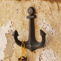"""Keep your essentials out of the way by dropping your coats and sweaters on this sturdy and compact anchor. At 4"""" tall it won't steal the show, but it's always ready to help out.  Find the Hung Up Coat Rack, as seen in the Best of Industrial Sale Collection at http://dotandbo.com/collections/black-friday-style-sale-industrial?utm_source=pinterest&utm_medium=organic&db_sku=KLL0335"""
