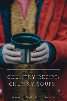 When the weather is cold, and the nights are long, what better way to warm up than with a steaming bowl of soup? Discover our three simple recipes here. Country Recipe, Bowl Of Soup, Picky Eaters, Drink Recipes, Soups, Favorite Recipes, Food, Essen, Soup