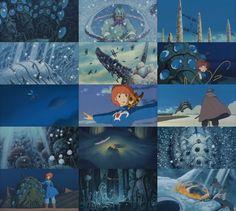 valley of the wind: blue meme Film Movie, Movies, Hayao Miyazaki, Anime Films, My Princess, Studio Ghibli, Imagination, Meme, Painting