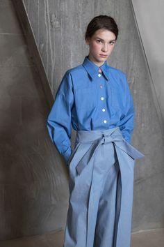 Vika Gazinskaya Fall 2017 Ready-to-Wear Collection Photos - Vogue