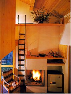 Houses Architects Live In – 1970s Interior Design