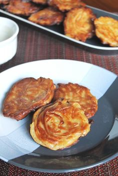 Spiralized Apple Fritters 4