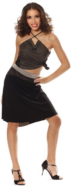 °*° Unleash your inner sparkle °*°   Tangoskirt by Mava Lou. #Tangofashion, #Tango, #TangoBerlin