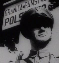 Polish pride-KOP soldier guarding the border