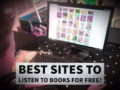 Best Sites to Listen to Books for FREE