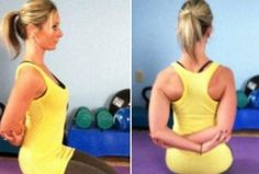 6 stretches and yoga poses for better posture and to prevent rounded shoulders: Yoga Motivation, Health And Beauty, Health And Wellness, Fitness Diet, Health Fitness, Forma Fitness, Sup Yoga, Bad Posture, Posture Stretches
