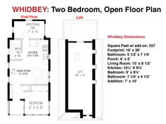 whidbey plans tumbleweed tiny house company this floor plan with out the front bedroom dream house pinterest tiny house company tumbleweed tiny h