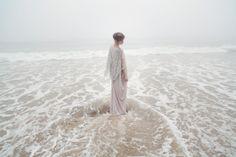 ocean waves #pearl #sea #ocean #water #Grecian #maiden #fantasy