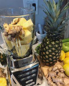 Jus d'ananas: je les ai pris comme ça, et en une semaine mon corps s'est transformé Acide Aminé, Nutrition, Smoothies, Detox, Pineapple, Fruit, Fitness, Food, Sport
