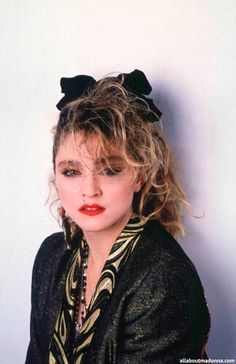 Madonna in the good ole days