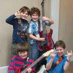 Live your rock star dream with lead guitar lessons from The Music Gallery Academy. They not only offer guitar lessons, but they also teach bass and drums for kids seven and up as well as adults.