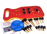 $119.95 Trigger Point Therapy - Fenix Deluxe Model Trigger Point Therapy Massage. See More Trigger Point Massages at  http://www.zbuys.com/level.php?node=3842=trigger-point-massagers