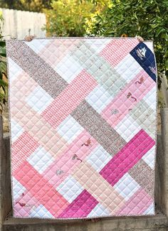 Kitchen Table Quilting: Out to Sea Betty Quilt (and scrap giveaway)