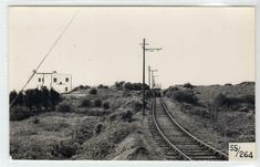 Postcard size photograph of Hill of Howth Tramway Dublin [different] Ww2 Pictures, Postcard Size, Daguerreotype, Dublin, Railroad Tracks, Postcards, United Kingdom, Photograph, Island