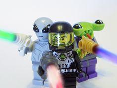 Villains /by Kaptain Kobold #flickr #LEGO #minifigs