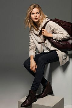 Ladybugs and Frogs: MASSIMO DUTTI: Lookbook Diciembre 2012