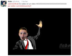 High five 8cho by Kido https://www.youtube.com/TodoTopsOficial https://www.facebook.com/8choOficial https://twitter.com/8choOficial