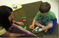 Constraint Induced Movement Therapy - Occupational Therapy - Pediatric TBI Stroke Cerebral Palsy