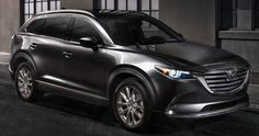 2018 Mazda CX-9 Gains New Safety Features, G-Vectoring Control #Mazda #Mazda_CX_9