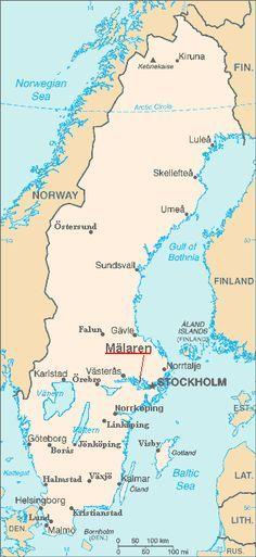 Pin By Earl White On Swedish Language In 2020 Sweden Map Norway Kiruna