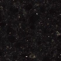 Aurora is a medium scale quartz countertop design structured in charcoal with black particulates and bits of sparkle. Samples available by calling 800-433-3222.