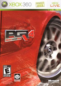 XBox 360 - Project Gotham Racing 4