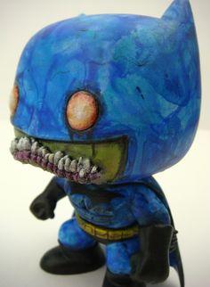 Custom Doomsday Funko Pop Custom Funko Pop Pinterest