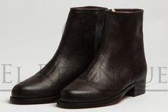 Botas de cuero de búfalo - Hombre Wordpress, Chelsea Boots, Ankle, Shoes, Fashion, Loafers, Boots, Leather, Men