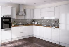 Kensal - An ideal backdrop if you want to personalise your kitchen