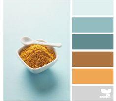 Escolhendo a paleta de cores