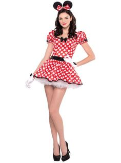 sassy minnie mouse costume for women party city canada