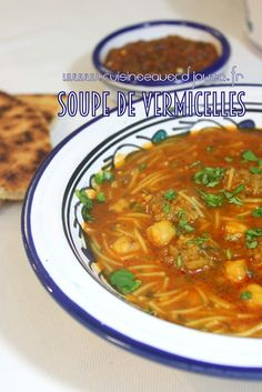 Ideas Soup Legumes Vermicelle For 2019 Healthy Beans, Healthy Soup Recipes, Lunch Recipes, Vegetable Recipes, Shrimp And Rice Recipes, Vegan Junk Food, Bacon Soup, Vegan Sushi, Vegan Smoothies