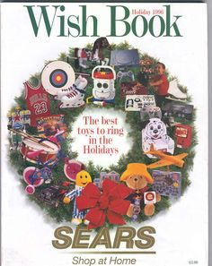 see old sears wish books - Google Search