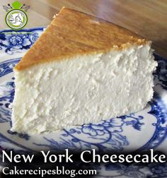 New York Cheesecake - Cooking at Home