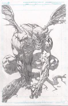 Comic Book Artist: David Finch   Abduzeedo Design Inspiration