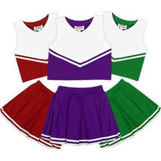 red toddler cheerleading uniforms - Google Search