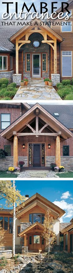 What does your home's entrance say about your lifestyle?