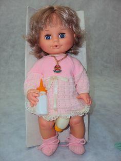 Brinquedo Antigo, Boneca Pipinha Da Estrela Na Caixa Ok. - R$ 440,00 no MercadoLivre