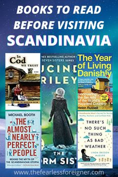 Traveling to Scandinavia? Read these books set in Scandinavia first! This list of fiction and non-fiction includes books about Denmark, books about Norway and books about Sweden. #Scandinavia #ScandinaviaBooks #Denmark #Norway #Sweden #Books #DestinationBooks #BooksToRead #TheFearlessForeigner Travel Through Europe, Travel Europe, Canada Travel, Travel Usa, Best Travel Books, Travel Movies, Norway Destinations, Malta, Monaco